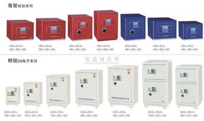 如何配备使用保险柜、保险箱